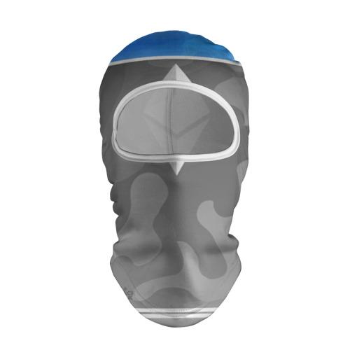 Балаклава 3D  Фото 01, Black Milk Ethereum - Эфириум