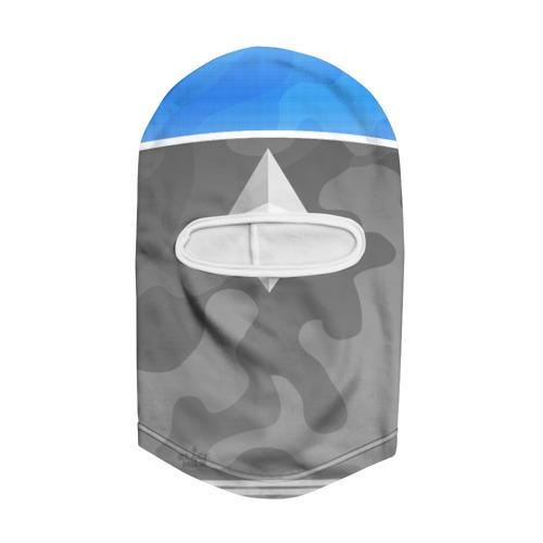 Балаклава 3D  Фото 02, Black Milk Ethereum - Эфириум