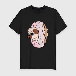 Мопс-пончик