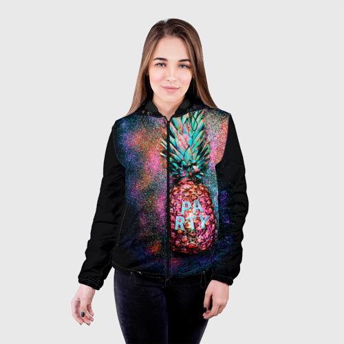 Женская куртка 3D  Фото 03, Fashion Party