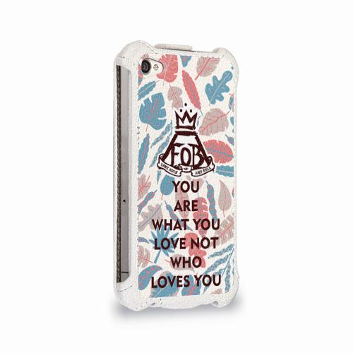 Чехол для Apple iPhone 4/4S flip  Фото 02, Love