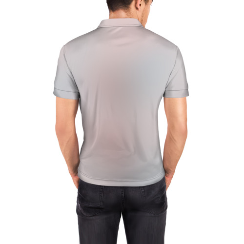 Мужская рубашка поло 3D Love