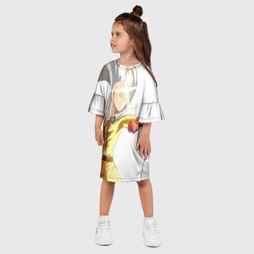 Детское платье 3D  Фото 03, One Punch