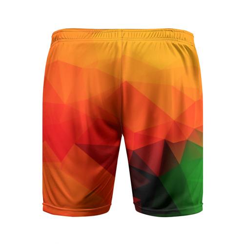 Мужские шорты 3D спортивные  Фото 02, Abstraction