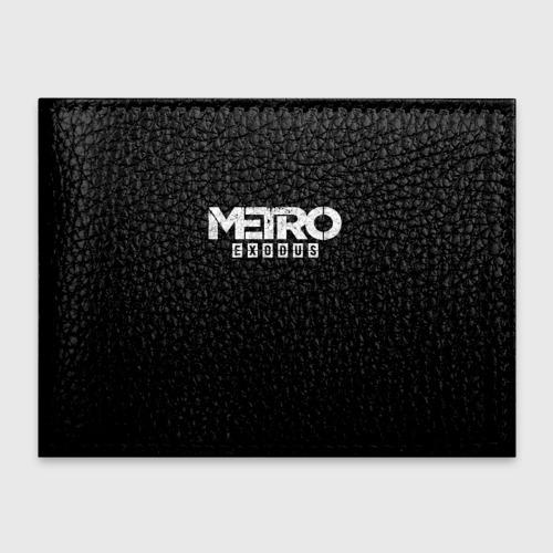 Обложка для студенческого билета METRO: Exodus Фото 01