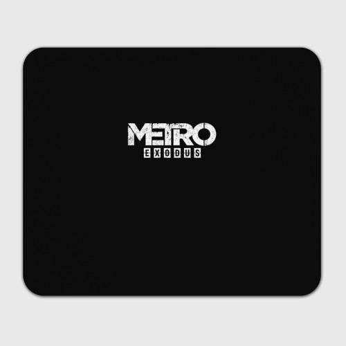 Коврик для мышки прямоугольный  Фото 01, METRO: Exodus