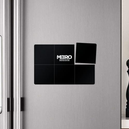 Магнитный плакат 3Х2 METRO: Exodus Фото 01