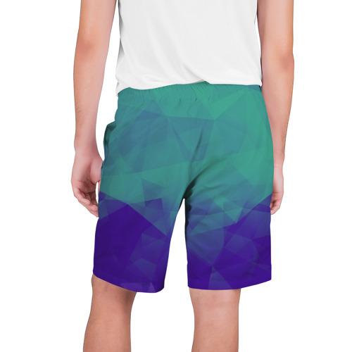 Мужские шорты 3D  Фото 02, Грани текстуры