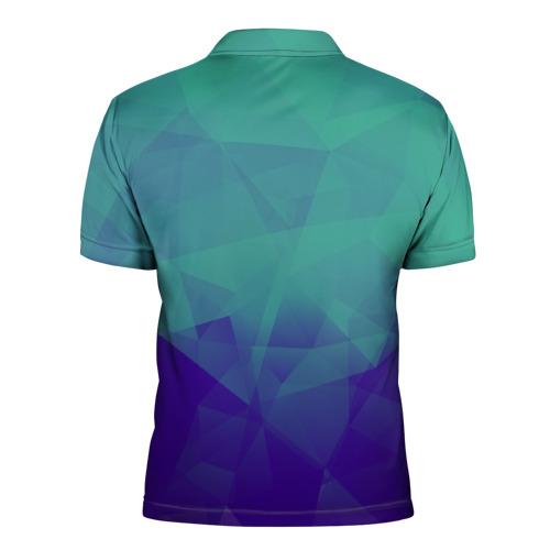 Мужская рубашка поло 3D  Фото 02, Грани текстуры