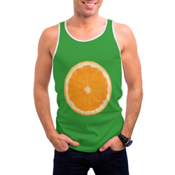 Низкополигональный апельсин