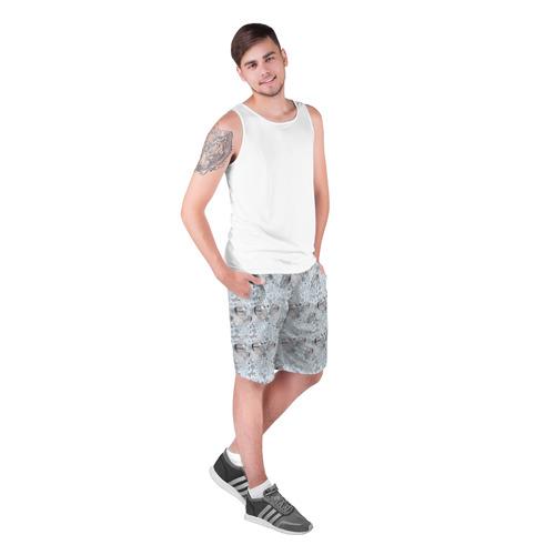 Мужские шорты 3D  Фото 03, Совы