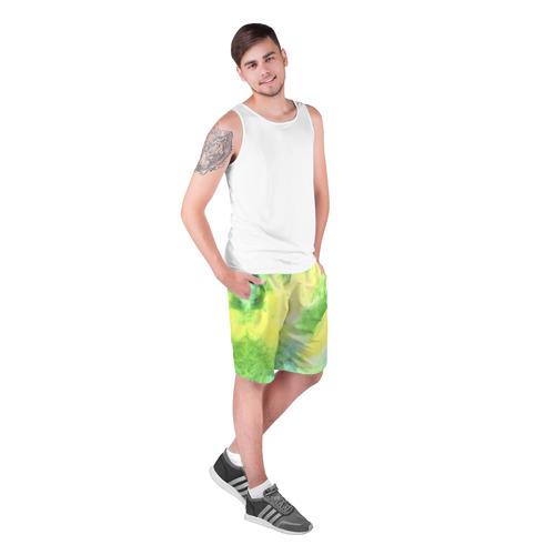 Мужские шорты 3D  Фото 03, Watercolor