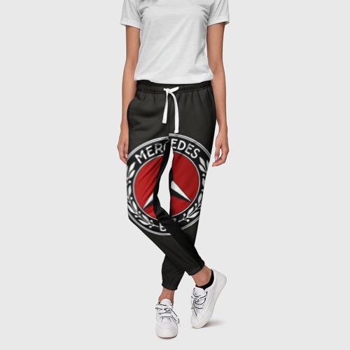 Женские брюки 3D  Фото 01, Mercedes-Benz