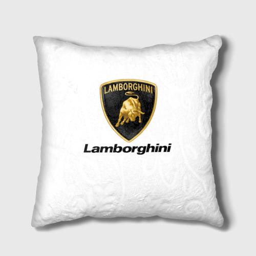 Подушка 3D  Фото 01, Lamborghini