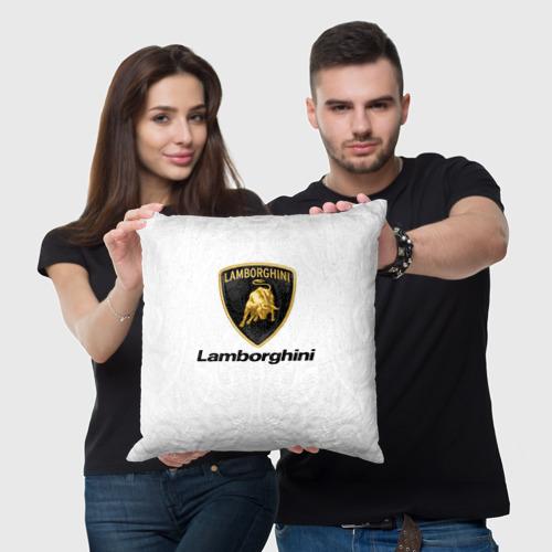 Подушка 3D  Фото 05, Lamborghini