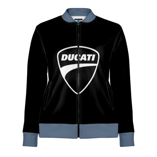 Женская олимпийка 3D Ducati