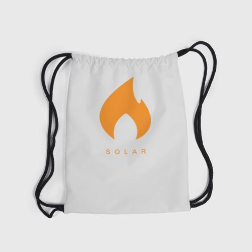 Рюкзак-мешок 3D  Фото 04, Solar