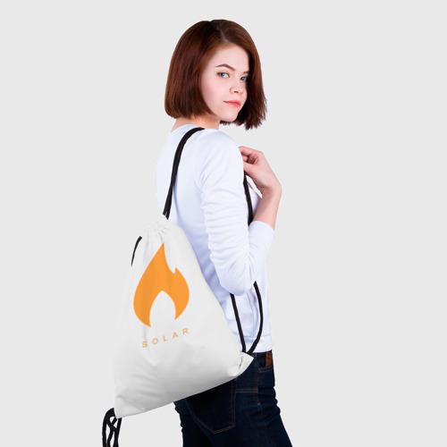 Рюкзак-мешок 3D  Фото 02, Solar