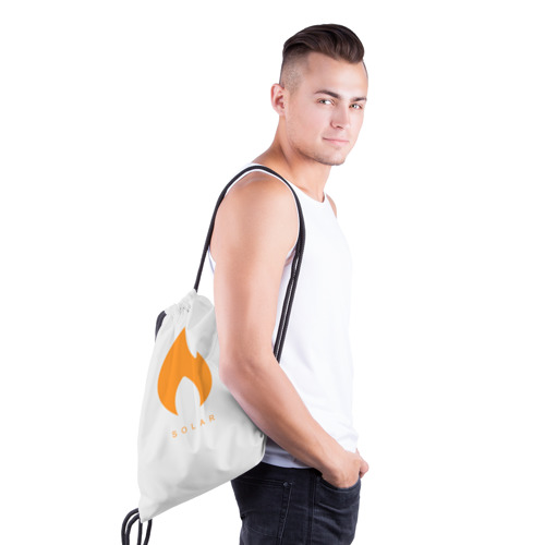 Рюкзак-мешок 3D  Фото 03, Solar