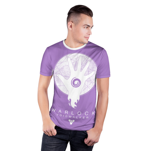 Мужская футболка 3D спортивная  Фото 03, Void