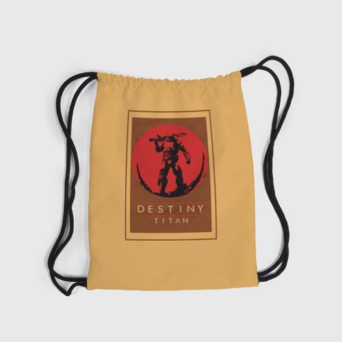 Рюкзак-мешок 3D  Фото 04, Titan