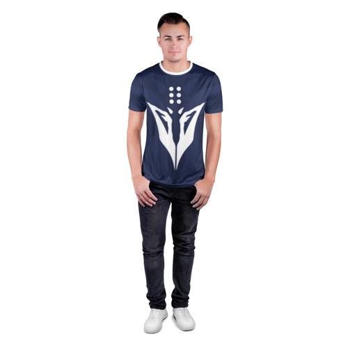 Мужская футболка 3D спортивная  Фото 04, Destiny