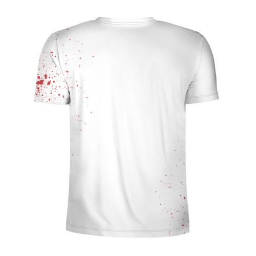Мужская футболка 3D спортивная  Фото 02, cs:go - FaZe clan (White collection)