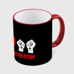 DM: Where's the revolution?