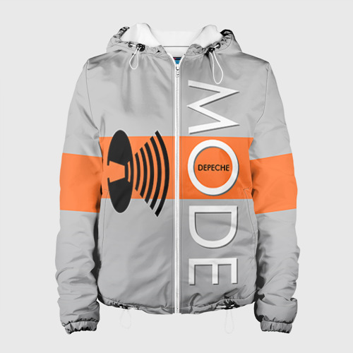 Женская куртка 3D  Фото 01, Depeche mode