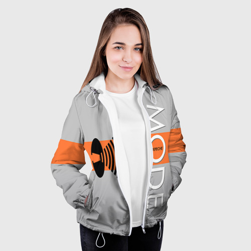 Женская куртка 3D  Фото 04, Depeche mode