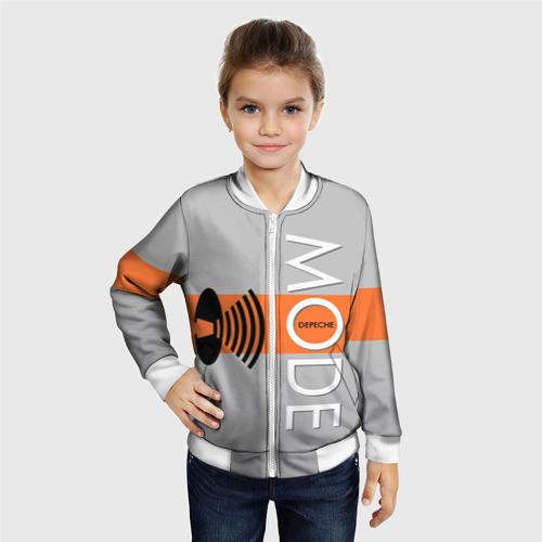 Детский бомбер 3D  Фото 06, Depeche mode