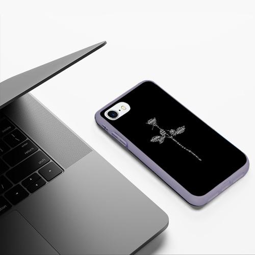 Чехол для iPhone 7/8 матовый Depeche mode Фото 01
