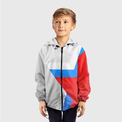 Детская ветровка 3D Звезда России Фото 01