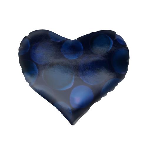 Подушка 3D сердце  Фото 02, крутой осьминог