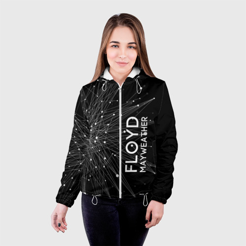 Женская куртка 3D  Фото 03, Мейвезер Флойд