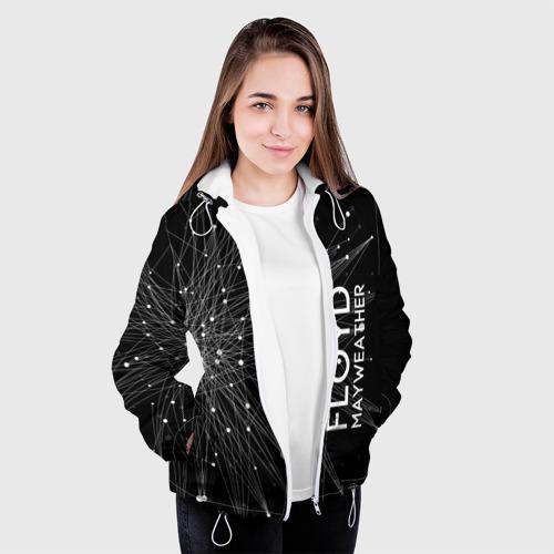 Женская куртка 3D  Фото 04, Мейвезер Флойд