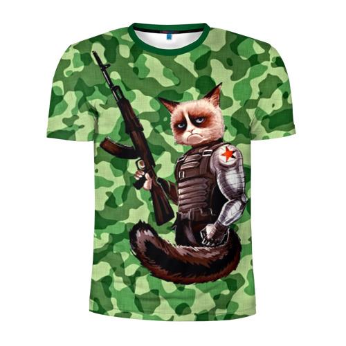 Воинственный кот