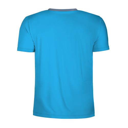 Мужская футболка 3D спортивная  Фото 02, Осьминог
