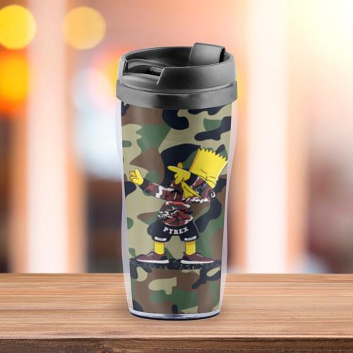 Термокружка-непроливайка Dab Bart Simpson Фото 01