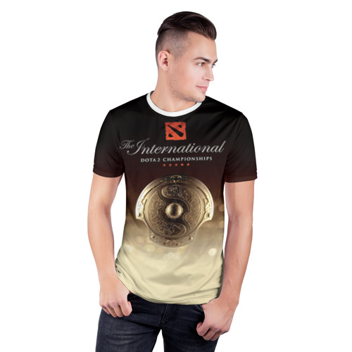 Мужская футболка 3D спортивная  Фото 03, Dota 2_7