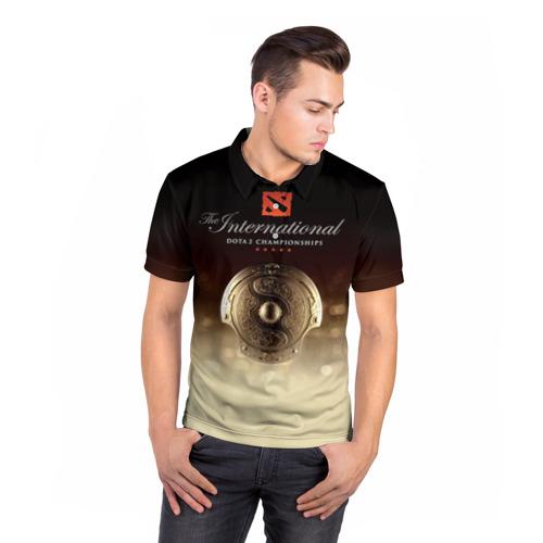 Мужская рубашка поло 3D  Фото 05, Dota 2_7