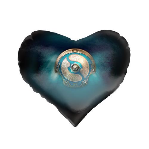 Подушка 3D сердце  Фото 01, Dota 2_6