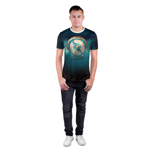 Мужская футболка 3D спортивная  Фото 04, Dota 2_6