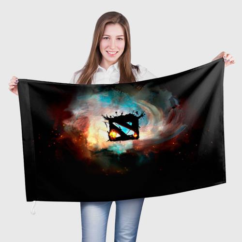Флаг 3D  Фото 01, Dota 2_5