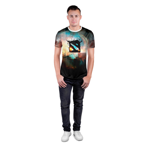 Мужская футболка 3D спортивная  Фото 04, Dota 2_5