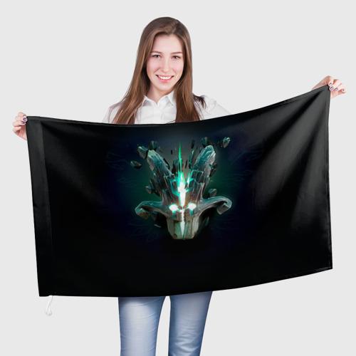 Флаг 3D  Фото 01, Dota 2_3