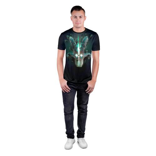 Мужская футболка 3D спортивная Dota 2_3 Фото 01