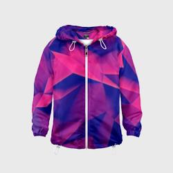 Violet polygon