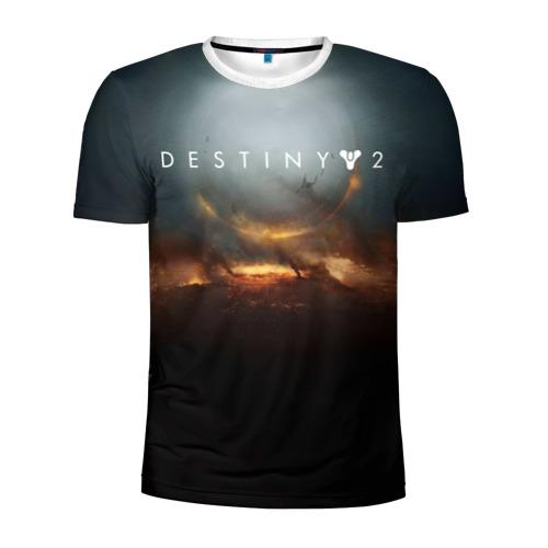 Мужская футболка 3D спортивная  Фото 01, Destiny 2