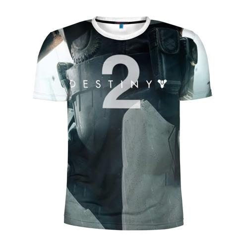 Мужская футболка 3D спортивная  Фото 01, 2